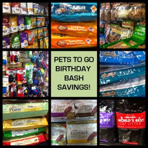 PTG Birthday Bash Savings